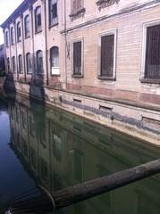 Naviglio a Vigevano-Pavia