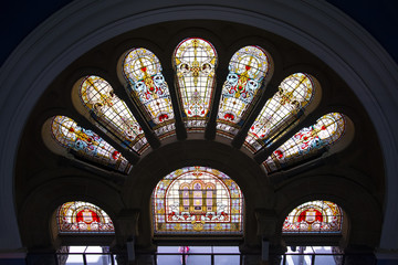 Queen Victoria Building in Sidney