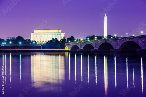 Washington, D.C. Monuments - 81753050
