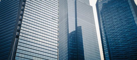 concept background of business skyscraper