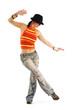 junge Tänzerin