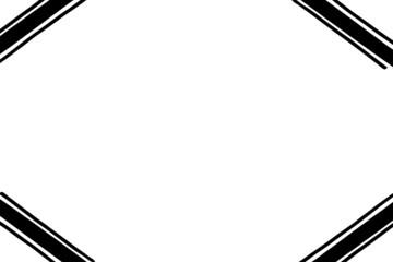 Beleidskarte Rahmen - Trauerflor