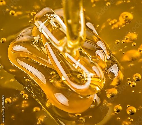 Golden honey - 81761843