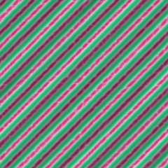 Turquoise red white oblique striped background