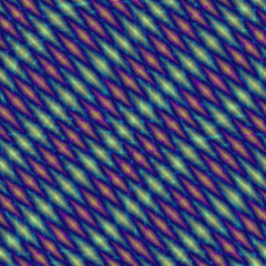 Blue pink yellow angle grid seamless background