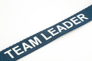 team leader