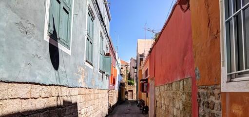 Old Town Tyre, Lebanon