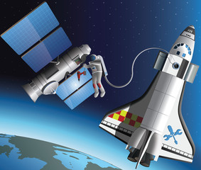 Space service