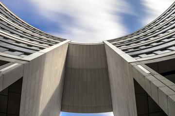 Hochhaus abstrakt © Matthias Buehner