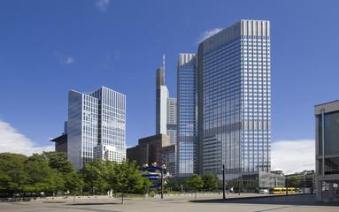 Frankfurt Office Buildings, Germany