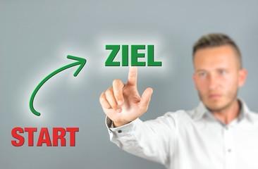 Start/Ziel - Konzept