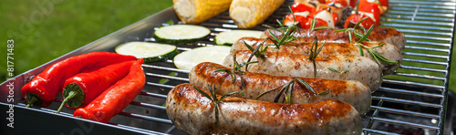 Summer barbecue - 81771483