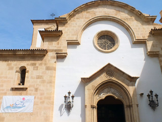 santuario de la virgen del mar en almeria