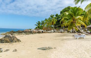 The beautiful island of Nosy Komba