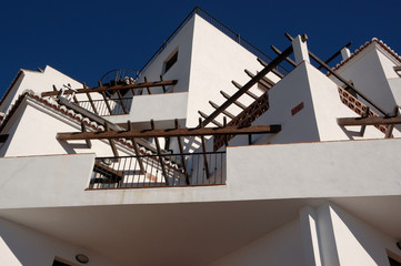 MODERNE ARCHITEKTUR IN ANDALUSIEN
