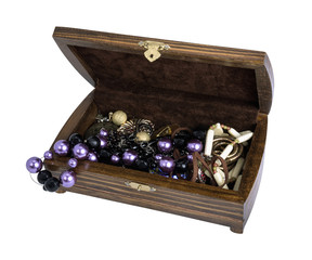open box for jewelry
