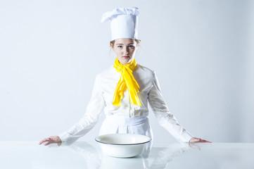 focused cook
