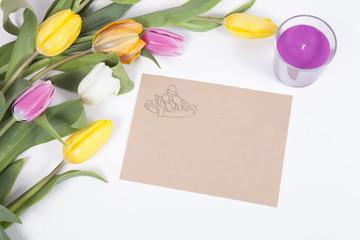 kartka z życzeniami dla kartingowca