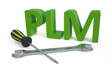 product lifecycle management (PLM) service concept