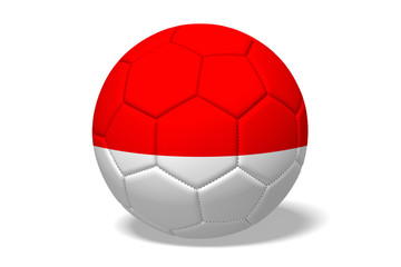 Soccerball concept