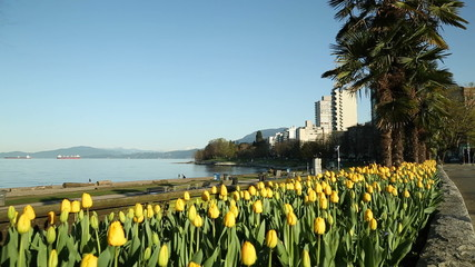 West End, English Bay, Vancouver