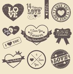 Love medal