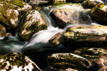 When water becomes Velvet