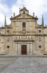 College of Our Lady of the Old,Monforte of Lemos