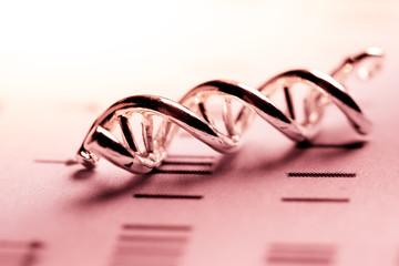 DNA, molecular lab test