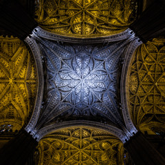 Seville Cathedral Interior