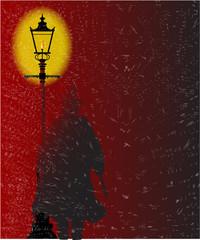 Jack the Ripper in Gaslight