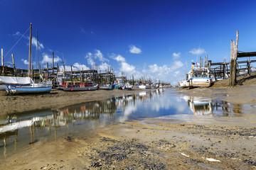 Port du Bec Vendée Pays de la Loire France