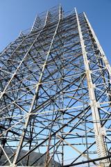 鉄塔試験場の鉄塔