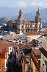 Renaissance style Cathedral in Jaen