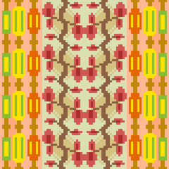 pattern texture background red yellow