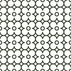 Seamless background  decorative pattern.
