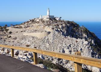 Formentor Lighthouse, Mallorca Island