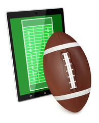 football and new communication technology