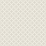 Abstract Decorative Geometric Light Gold & White Pattern