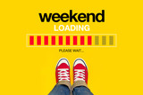 Weekend Loading Concept - 81800481