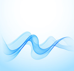 Abstract grunge colored smoke vector background.