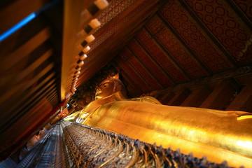 Reclining Buddha in Wat Pho