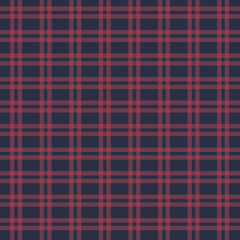 vector seamless retro squared fabric