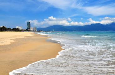 Vietnamese beach