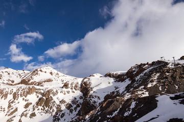 Morning in Elbrus