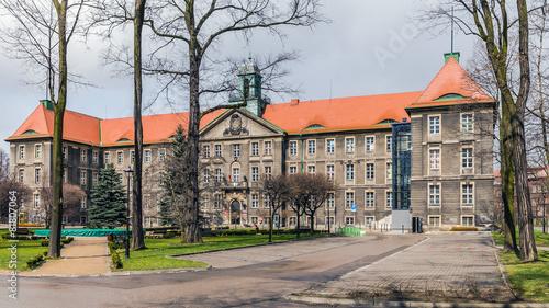 Town Hall in Bytom, Silesia region, Poland