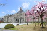 春の文翔館