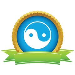 Gold Taoism logo