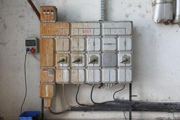 Industrial switch board