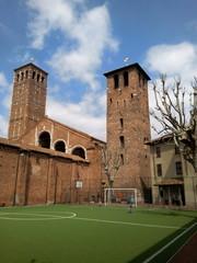Abazia di Sant Ambrogio Milano